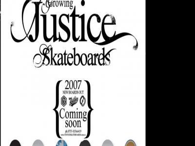 "JUSTICE 2007""成长""系列上市"