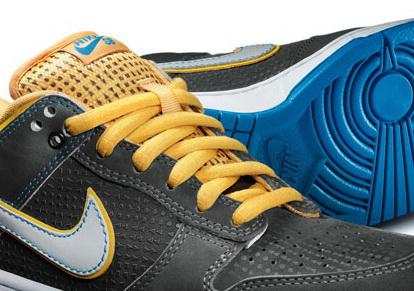 Nike Dunk Low SB 巴西特别款