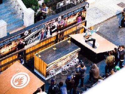 2008 Vans Downtown Showdown: Black Label's Dive Bar Video