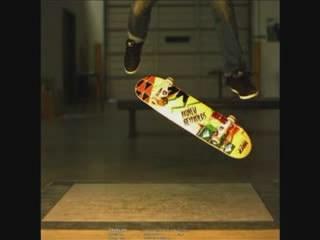 Kickflip-Andrew Reynolds