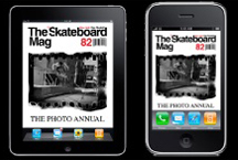 The Skateboard Mag滑板杂志推出电子版