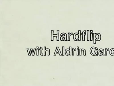 Ollie世界冠军Aldrin Garcia教你Hardflip
