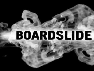 【中文字幕】How To Frontside&Backside Boardslide