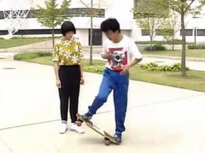 首部国产滑板教学片