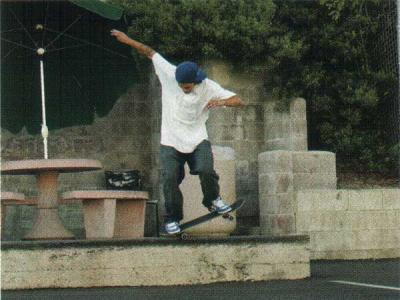 Frontside POP Shovit Nosegrind-Paul Rodriguez