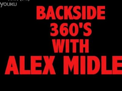【中文字幕】How to Backside 360