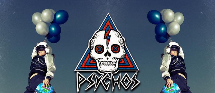 "Psychos""冥想""系列壁纸一"