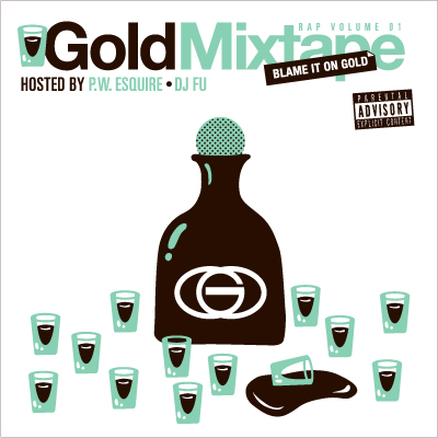 Gold Wheels-Mixtape