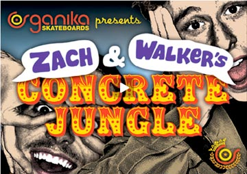 ORGANIKA-ZACH & WALKERS CONCRETE JUNGLE