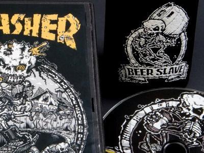Thrasher Beer Slave