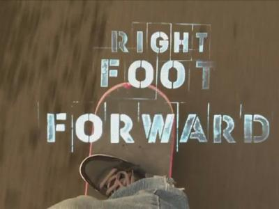 《Right Foot Forward》-Transworld
