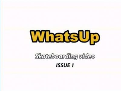 Whatsup Video Magazine Issue 1