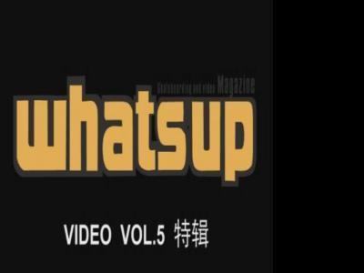 Whatsup 附送DVD 第五期Mullen特辑