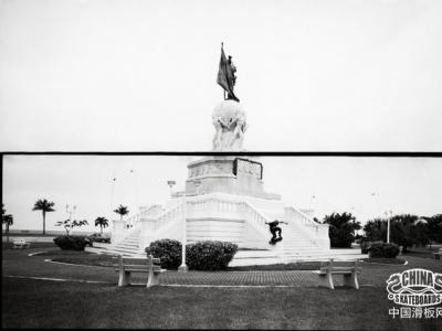 【滑板文艺】巴拿马摄影师Rafael Gonzalez