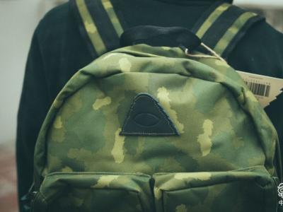 "【NewYe周三】Poler迷彩背包 - ""The Day Pack"""