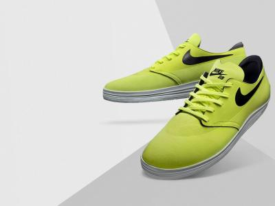 NIKE SB LUNAR ONE SHOT 壁纸 多尺寸