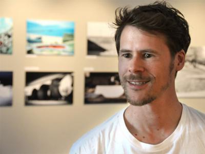 【滑板文艺】Polar的摄影师NILS SVENSSON