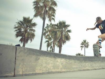 【板女动态】巴西女滑手Eliana Sosco板场小剪辑