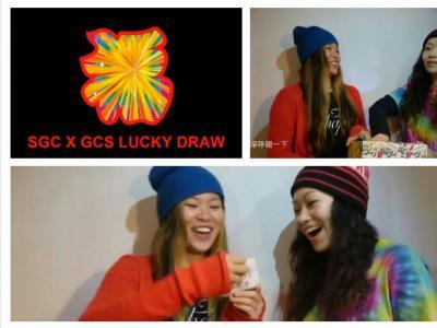 【板女动态】luckydraw新年抽奖活动获奖结果