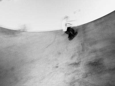 【滑板文艺】青年摄影师 Theo Fevez