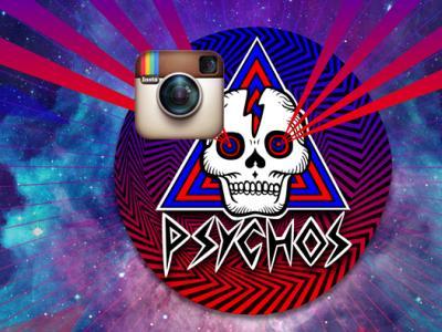 【板女动态】Psychos队员-instagram分享