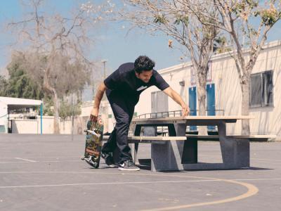 【盘问】PRod告诉你Primitive Skateboards背后的故事