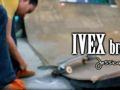【板女动态】菲律宾女滑手Jessica Ryon视频剪辑