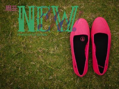 【NewYe周三】周三分享芭蕾盛夏,来自Volcom的Game On女鞋