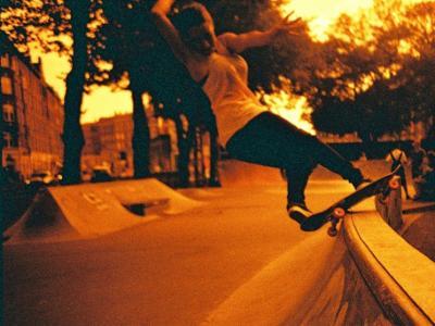 【滑板文艺】Hannah Bailey-女生也能滑板