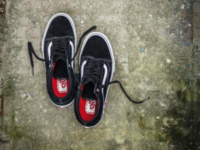 【NewYe周三】Vans经典升级Old Skool '92 Pro滑板鞋