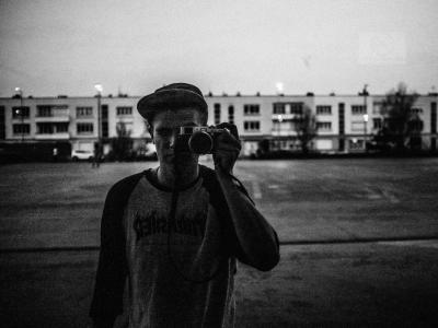【滑板文艺】自由摄影师Sybren Vanoverberghe
