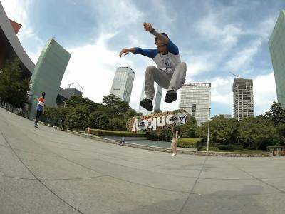 【WHATSUP WKND】-#147-世界滑板日深圳#抢回街道#动作版