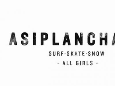 【板女动态】Asiplanchaba赞助滑手Lorena Lima滑板视频
