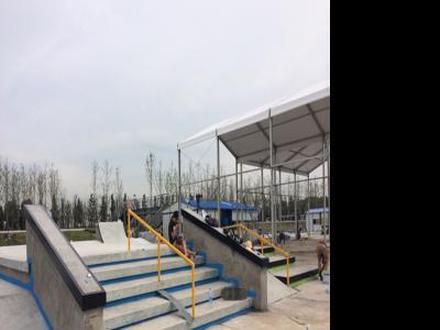 【城市滑报】南京新板场即将完工