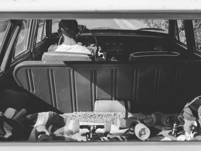 【滑板文艺】加州摄影师Brooks Sterling