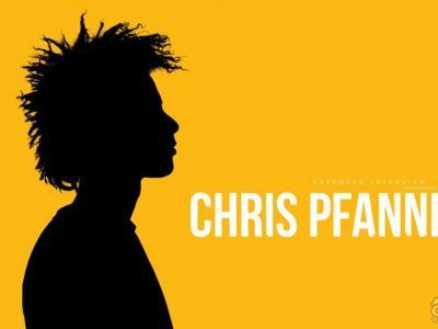 【盘问】爆炸头黑人Chris Pfannner
