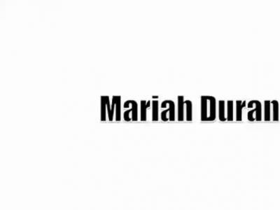 【板女动态】国外板女Mariah Duran视频片段