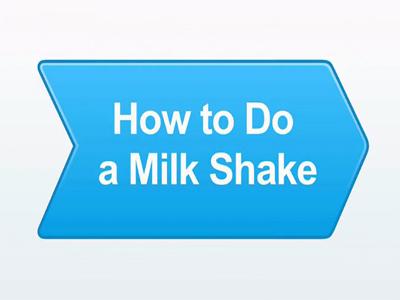[中文字幕]滑板old school动作教学之 Milk Shake