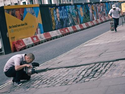 【滑板文艺】英国摄影师Jason Lewer
