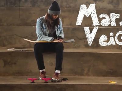 【板女动态】MEU赞助滑手Marina Veiga