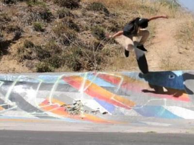 【板女动态】加州女滑手Chelsea Castro2014 最新视频剪辑