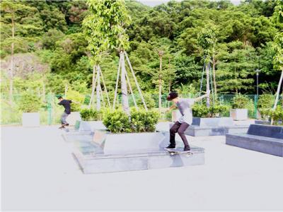 【WHATSUP WKND】-#152-深圳好地形仙桐板场&沙头角轮滑公园