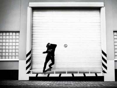 【滑板文艺】德国女摄影师Laura Kaczmarek