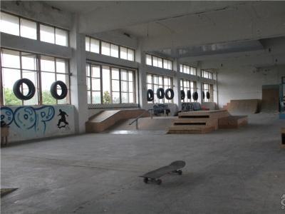 【城市滑报】安徽安庆室内滑板场开业