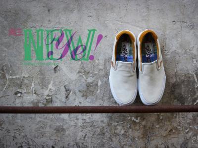 【NEWYE周三】人见人爱,Kyle Walker签名款Vans滑板鞋
