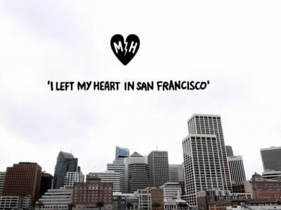 """【滑板文艺】""""I Left My Heart in San Francisco""""-Mayer Hawthorne"""