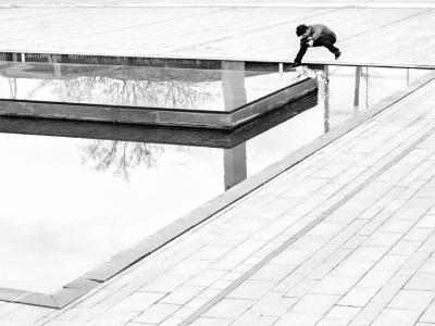 【滑板文艺】黑白质感-Ricardo Muñoz Carter作品选