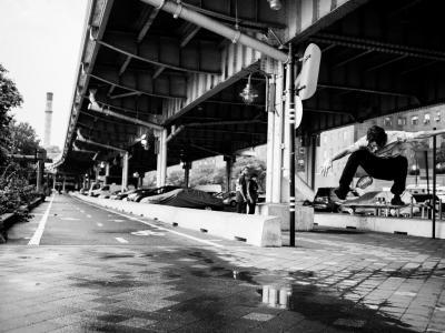 【滑板文艺】Jacob Messex与他徕卡相机的第一次