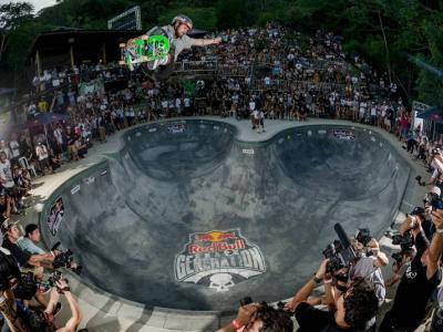 【滑板文艺】巴西著名滑板摄影师Pablo Vaz