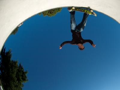 【滑板文艺】巴黎元老级滑手Mathieu Claudon